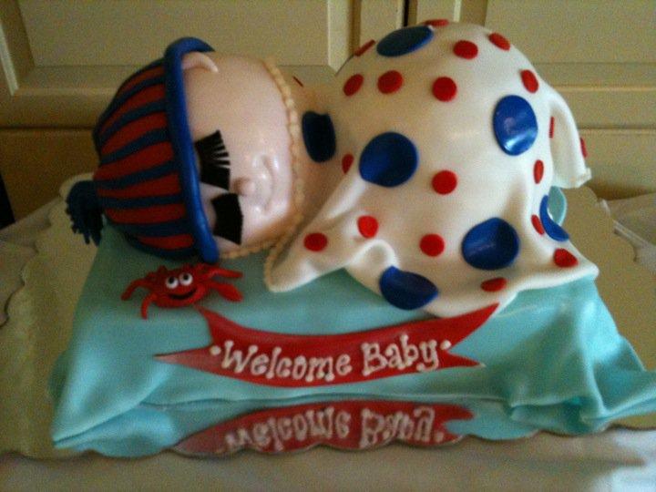 Baby Shower Cakes In Atlanta ~ Baby shower cakes designer atlanta