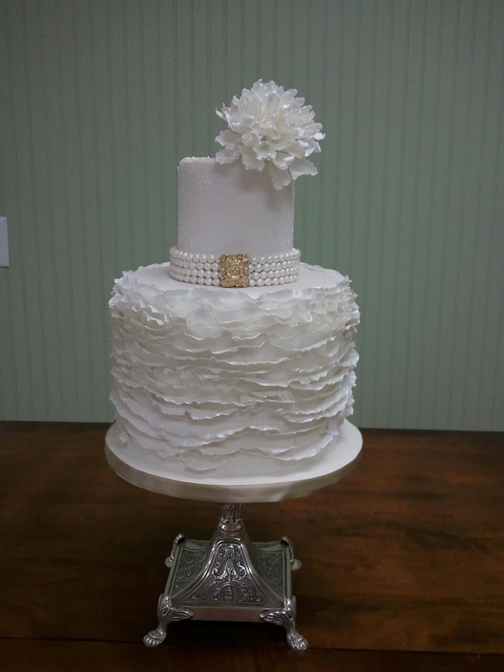 Headed to class to learn to make this cake!  So excited!