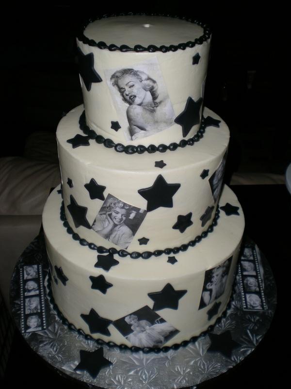 Marilyn Monroe Cake Cake Envy