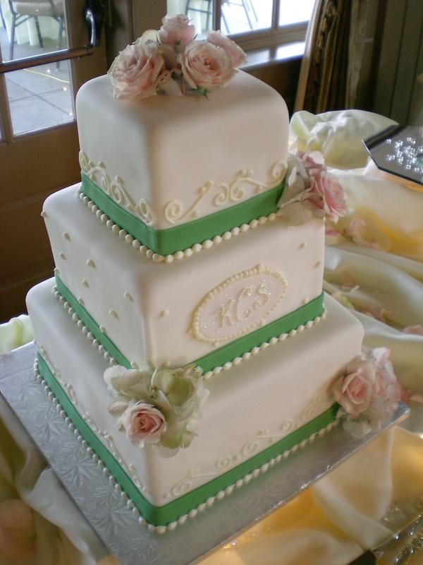 Kristian & Scott's cake