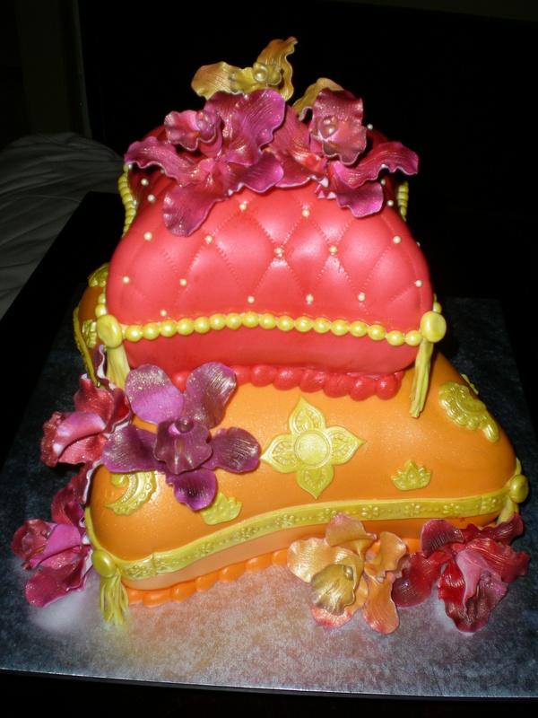 Vegan Wedding Cake Atlanta