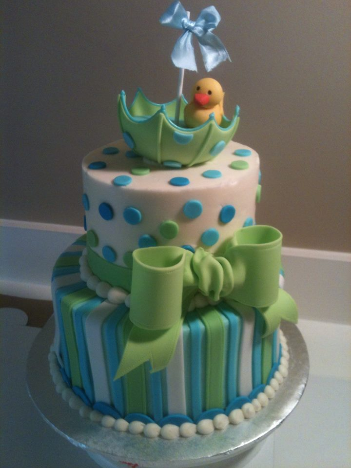 Duckie cake